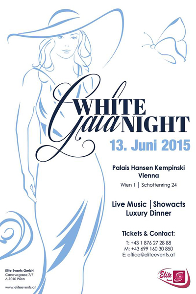 White Gala Night 2015